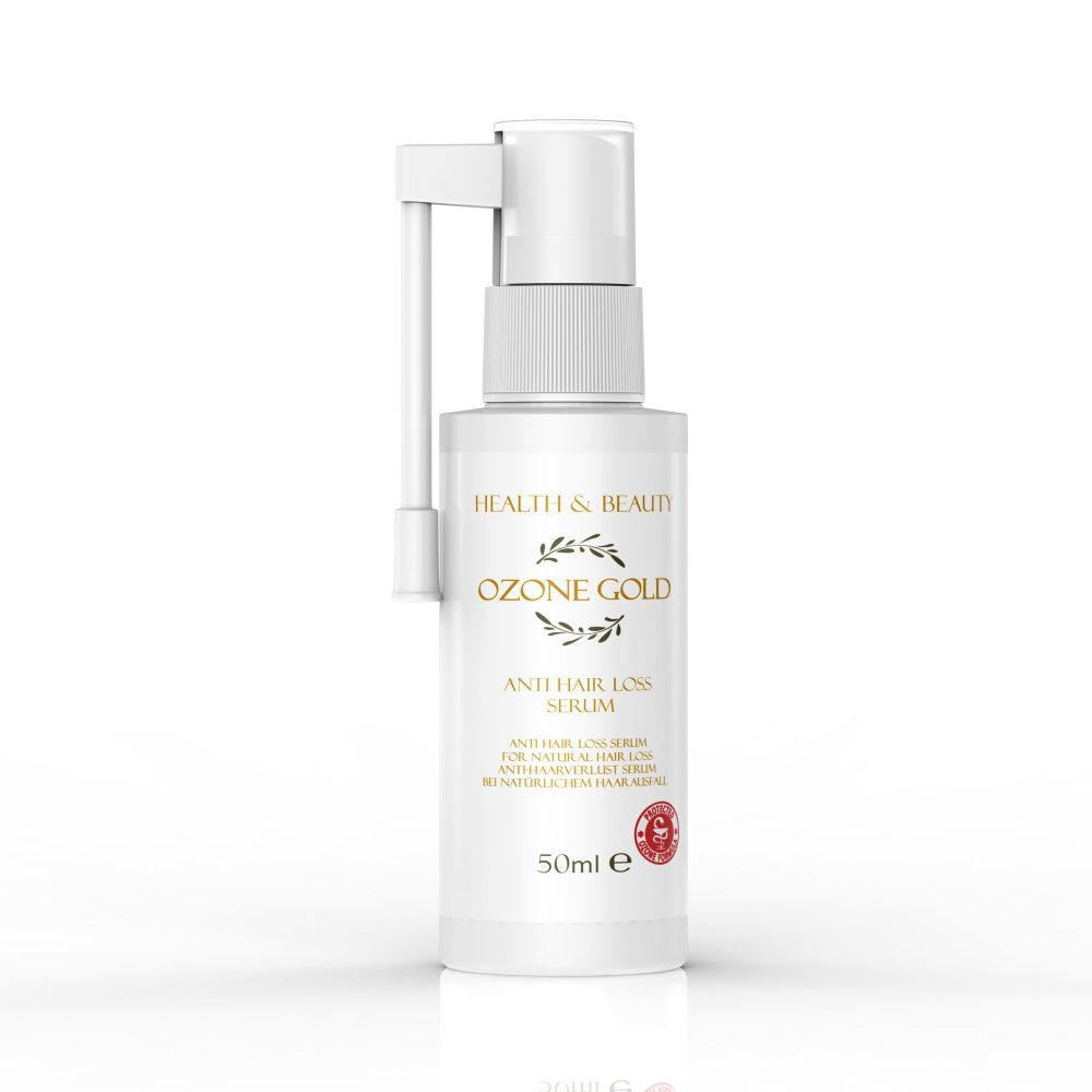 OZONE GOL – ANTI-HAARVERLUST SERUM ANTI HAIR LOSS SERUM
