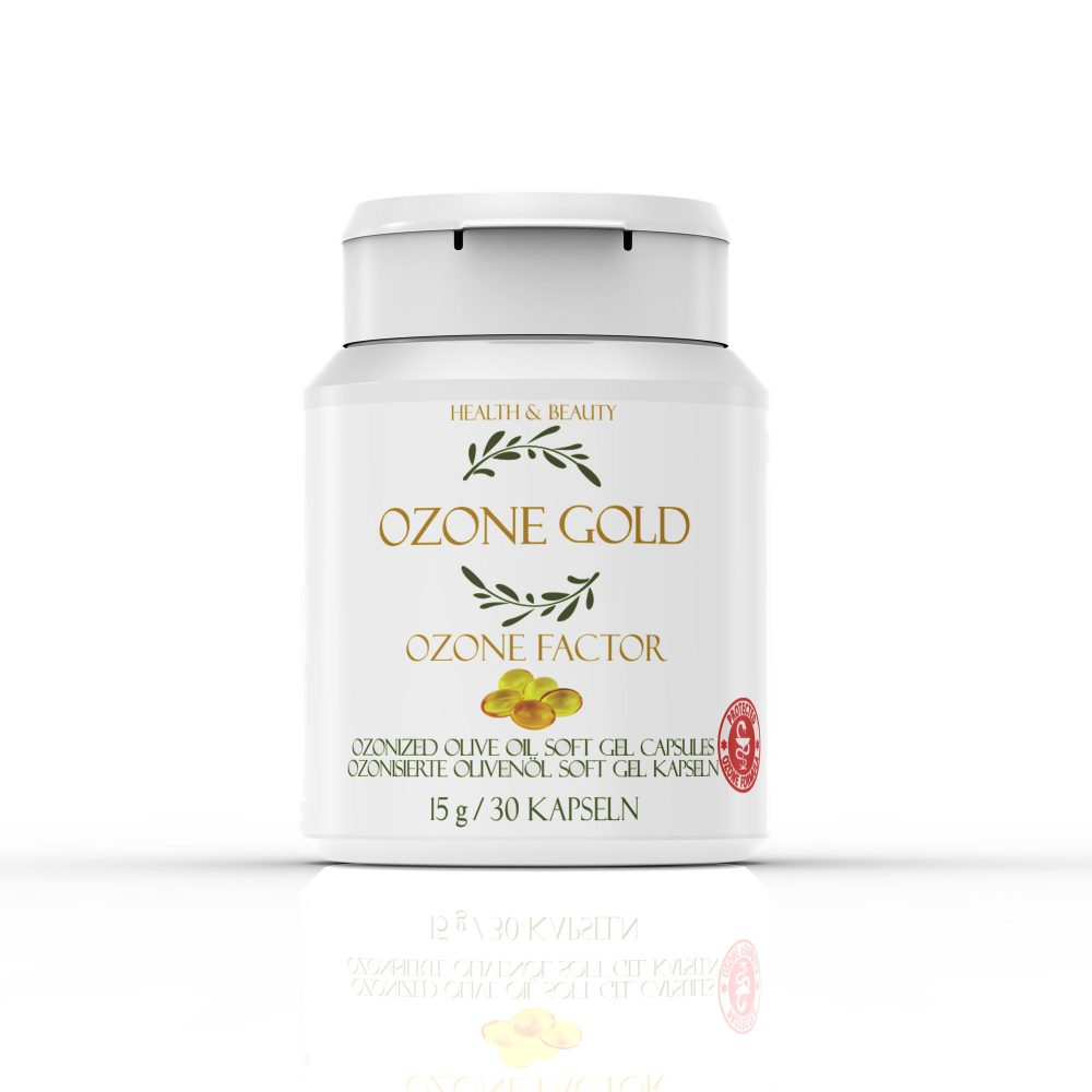 OZONE GOLD – OZONE FACTOR ОZONIZIERTES OLIVENÖL SOFTGELKAPSELN-olice-oil-virgin oilve oil destroy bacteria destroys bacteria viruses blood pressure