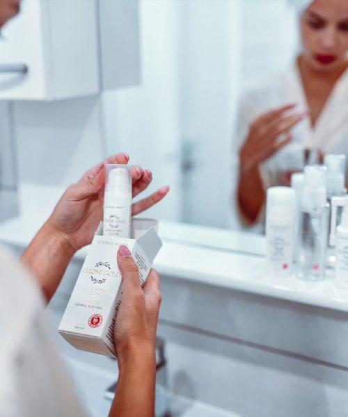 anti age cream hyaluronic acid night cream anti wrinkle moisturizer ozone gold ozone