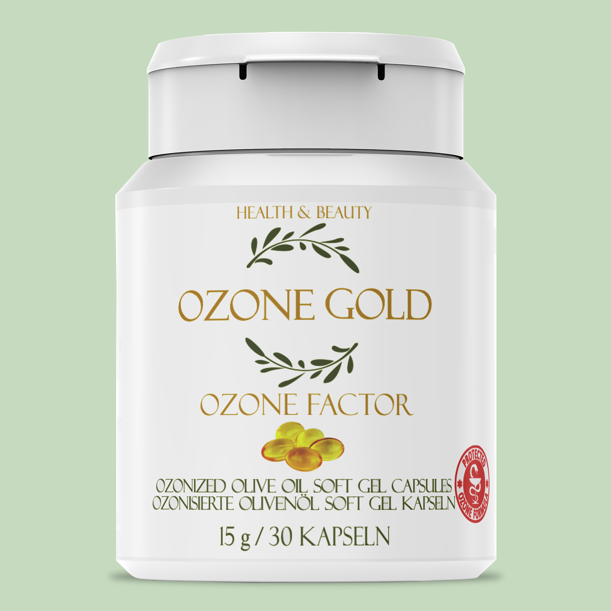 OF - OZONE GOLD