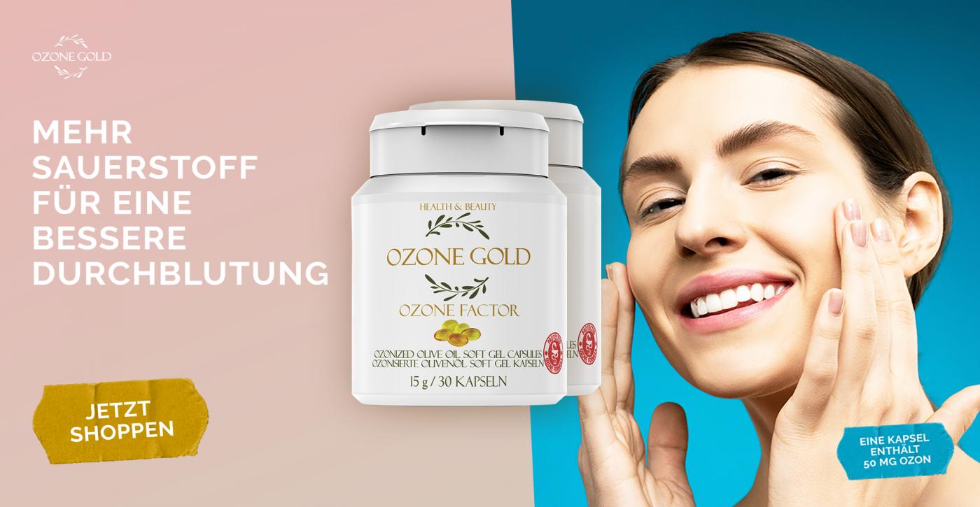 8680885440782 OZONE FACTOR - Ozonized olive oil (soft gel capsules) antioxidants vitamin e capsules immune system natural food ozonized olive oil ozone gold ozone